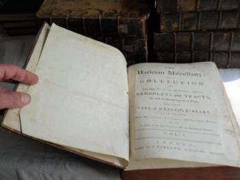 The Harleian Miscellany; for sale