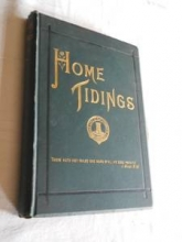 The Home Tidings of the Young Men's Christian Institute Volume 1, 1880, for sale